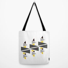 Buy Triangle-d Tote Bag by Mindssgreen. Worldwide shipping available at Society6.com. Just one of millions of high quality products available.