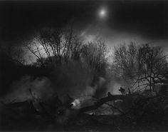 Wynn Bullock, Night Scene