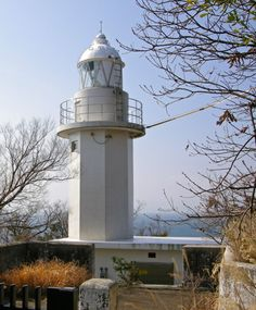 Ōkado Hana Lighthouse Shodoshima Japan