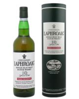 Лафройг 10 лет Каск Стренс - Laphroaig 10 Cask Strength Single Islay Malt