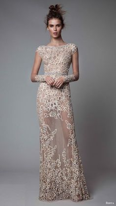 Dramatic Design Berta Fall 2017 RTW Collection – Designers Outfits Collection