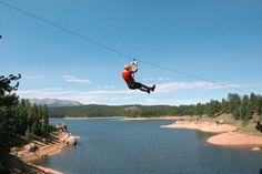 My next adventure....  ziplining!!!!  Sign me up!