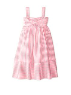 Isabel Garreton Girl's Sundress with Bow (Pink) Kid Closet, Children Images, Sewing For Kids, Kids Girls, Kids Fashion, Girl Outfits, Bows, Summer Dresses, Closets