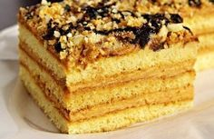 Marlenka - zjednodušený recept Tiramisu, Banana Bread, Cooking, Ethnic Recipes, Food, Sweet, Fine Dining, Kitchen, Candy