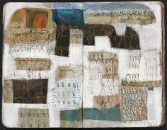 artpropelled:  Moleskin by Anne Davies