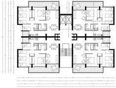 Clásicos de Arquitectura: Conjunto Residencial Villa Frei / Jaime Larraín + Osvaldo Larraín + Diego Balmaceda | ArchDaily México