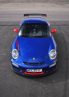 Porsche 911 GT3RS.... One of the all around best performance cars made.