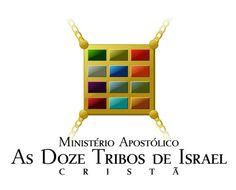 Logotipo para o Ministério Apostólico As Doze Tribos de Israel Cristã.