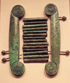 Bronze Musical Instrument