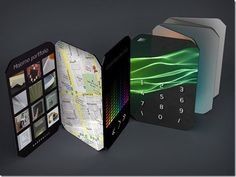 Concept Smartphone Booklet.