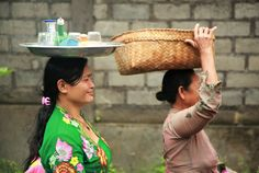 Balinese women - Balinese women Photo by Vadim Artamonov