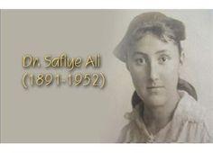 İLK KADIN Dr. Safiye Ali Hanım - 6 TEMMUZ 1924 - Dr. Safiye Ali Hanım başkanlığında bir heyet Uluslararası Kadınlar Kongresi'ne katılmak üzere Londra'ya gitti.