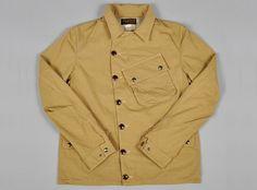 Phigvel Makers Co. khaki cyclist jacket