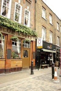 London Soho Coffee Shop