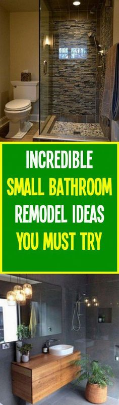 Incredible Small Bathroom Remodel Ideas You Must Try Bathroom Under Stairs, Small Bathroom, Bathroom Ideas, The Incredibles, Design, House Ideas, Decorating, Mom, Homes