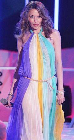 Iconic Women, Famous Women, Famous People, Kylie Minigue, Lovely Dresses, Beautiful Outfits, Kylie Minogue Wow, Drag Dresses, Melbourne