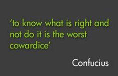 Words to live by... Confucius quote