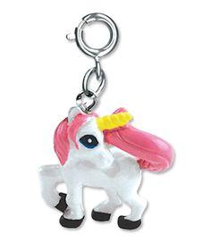 Shop CHARM IT! - Unicorn, $6.00 (http://www.shopcharm-it.com/charms/unicorn-charm/)
