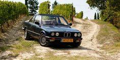 BMW 320i BAUR (1984) - Athlon | Tour of the Century