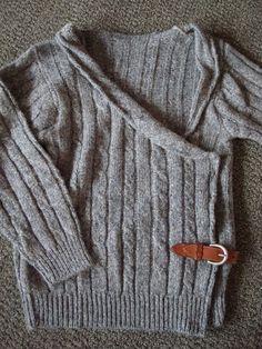 cute diy - sweater refashion