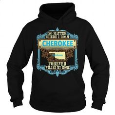 Cherokee in Oklahoma - #hoodies for girls #printed shirts. ORDER HERE => https://www.sunfrog.com/States/Cherokee-in-Oklahoma-Black-Hoodie.html?60505