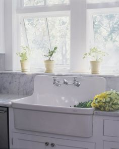 keeping it cozy our farmhouse kitchen with many links including one that talks about refinishing the iron farmhouse sink pinterest kitchen sinks
