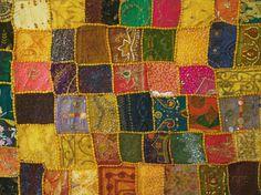 Colorful Carpet, Pushkar, Rajasthan, India Reproduction photographique par Keren Su sur AllPosters.fr