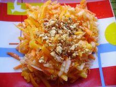 Вкусный салат из тыквы для похудения