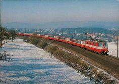 Swiss Railways, Railroad Tracks, Trains, Outdoor, Outdoors, Outdoor Games, The Great Outdoors, Train, Train Tracks