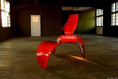 Tongue chair | Matej Štefanac