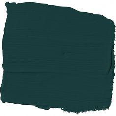 Home Interior Living Room .Home Interior Living Room Blue Green Paints, Green Paint Colors, Teal Paint, Bedroom Paint Colors, Office Paint Colors, Ppg Paint, Dark Blue Green, Dark Blue Color, Home Depot