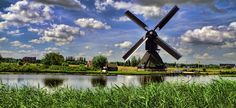 The great windmill by Stefano Landenna on 500px
