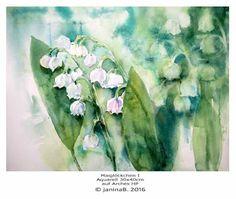 """Artist: Janina B """"Maigloeckchen"""""""