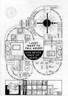 chris ware - beautiful