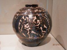 番外編(5)ハワイにて:ホノルル美術館・その2 - Sankampaeng old kiln :南海の サンカンペーン古陶磁