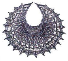 Ravelry: Renaissance Shawl pattern by Anne-Lise Maigaard