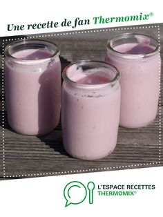 Raspberry cubs by Laheux. A fan recipe … – Breastfeeding Ideas Creme Dessert Thermomix, Thermomix Desserts, Lidl, Delicious Desserts, Yummy Food, Lactation Recipes, Cooking Chef, Confectionery, Sweets