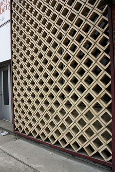 Pryor Concrete Architecture, via Flickr.