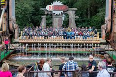 (PHOTO: © SJH Photography / Alamy) Top 10 amusement parks in the UK  3. Alton Towers  Ticket price (family of four): £123 Alton Towers has long been a family favourite with its wide variety of rides and attractions, including famous roller coasters such as Nemesis and Oblivion.