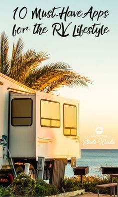 10 Must Have APPS for RVing Are you living the RV lifestyle? Technology is a great way to learn new tips and tricks to help you be a successful full time RV travel family. Here is a list of the 10 must have apps for the RV lifestyle. Sprinter Van, Mercedes Sprinter, Travel Trailer Living, Travel Trailer Camping, Camper Life, Rv Life, Sierra Nevada, Rv Camping Tips, Camping Ideas