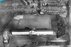 St James' Park in 1927.