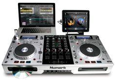 iPad in Music - Caribbean Mobile Dj Steelasophical http://www.steelband.co.uk/caribbean-music-video-dj-av
