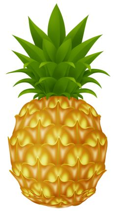 Pineapple PNG Picture