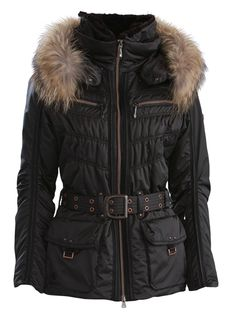 813865c2f2 Descente Women s Insulated With Fur Audrey Jacket. Snow ...