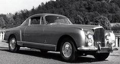 Lagonda Rapide by Touring