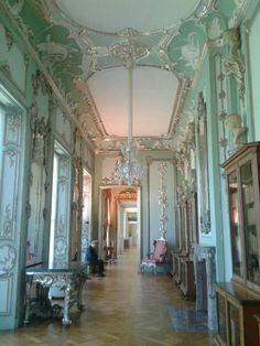 Schloss Charlottenburg library