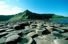 Η περιοχή Giant's Causeway, Βόρεια Ιρλανδία