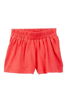 Solid Knit Short (Toddler Girls)