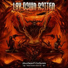 LAY DOWN ROTTEN ready to release a new album early next year ================================= More News>>>http://metalbleedingcorp.blogspot.com/2013/10/lay-down-rotten-siap-rilis-album-baru.html