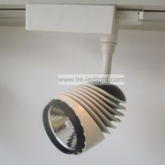 Cob Rail Track Lighting 20w 30w 40w 85 265v 4 Wire 3 Phase And 2 Adapter Available Led Light System Pinterest